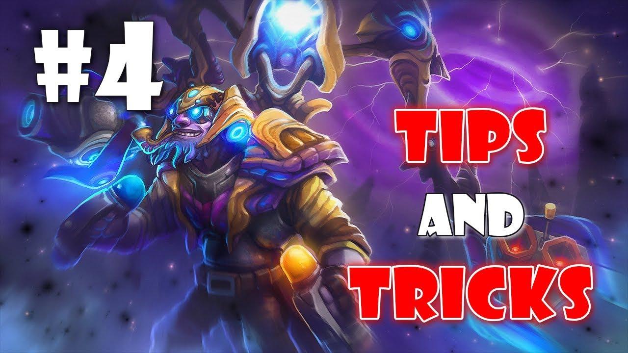 Dota 2 Tips & Tricks #4: Quick Cast hiệu quả khi chơi Tinker