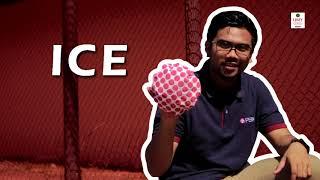 VIDEO KESAKITAN LUCU !! CEDERA TULANG KAKI GESER/ DISLOKASI & KESELEO | Pengobatan Al-Fadhilah #199.