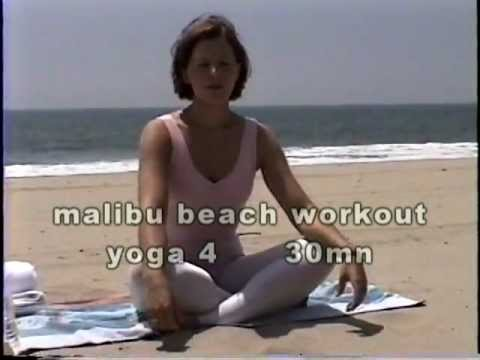 malibu beach workout-30mn yoga  at mdr beach