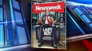 Newsweek's Trump 'Lazy Boy' cover hurts mainstream media: Andy Puzder