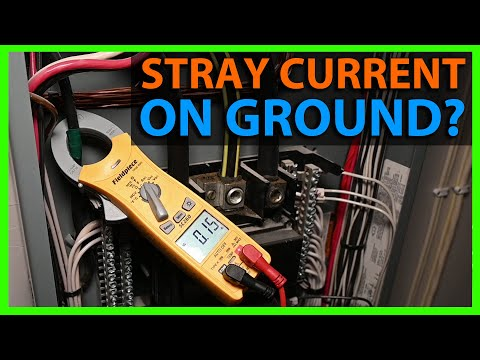 Finding The Source Of Stray Current On Grounding System