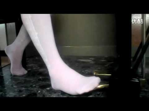 Dirty thigh high socks