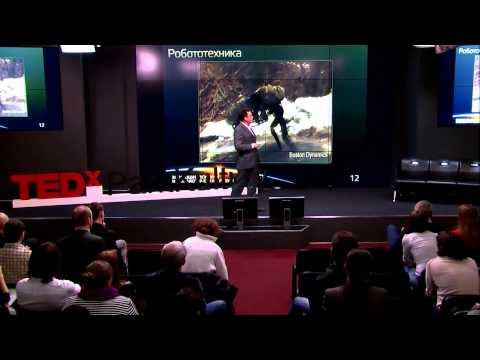 Future psyche and symbiotic mind: Timur Schukin at TEDxParkKultury