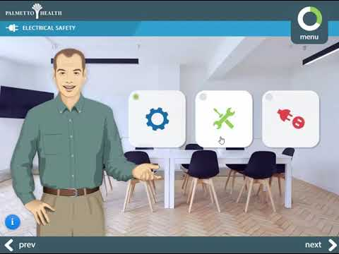 E-learning Demo: Electrical Safety