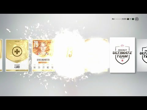9 LEGEND PULLS! - NHL 18 HUT PACK OPENINGS!!! W/ Reactions!