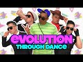 watch he video of EVOLUTION THROUGH DANCE - WILL SMITH | Top 8 Will Smith Inspired Dance Music Mash Up
