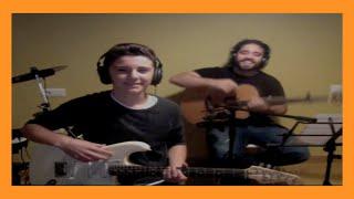 Hey Jude (beatles) instrumental guitarra [GUITAR COVER - COVER GUITAR]