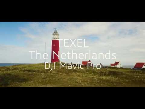 Beautiful island of Texel - The Netherlands - DJI Mavic Pro [4K drone video]