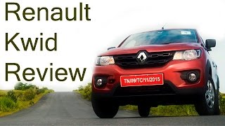 Renault Kwid Review With Test Drive