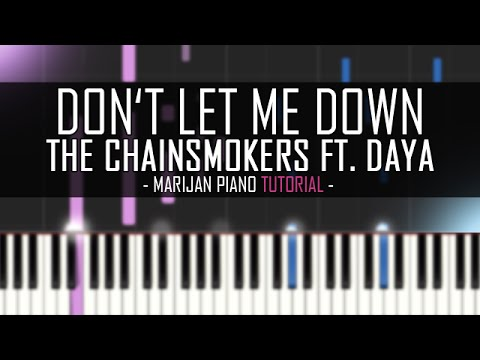 How To Play: The Chainsmokers feat. Daya - Don't...