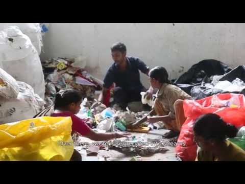 Revolutionising Waste Management & Recycling in India - Hasiru Dala Innovations
