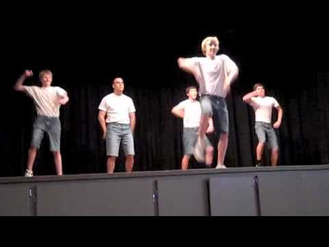 Carondelet Catholic School - Evolution of Dance