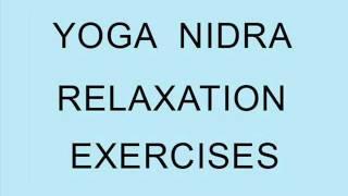 Yoga Nidra Relaxation mp3 free