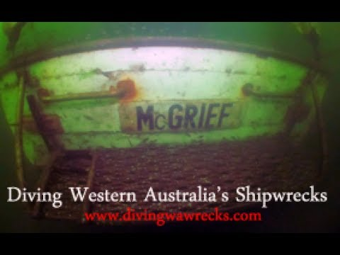 McGrief wreck - Freshwater Bay - Swan river