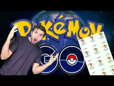 Best Pokemon Go Advanced Guide! Tips and Tricks on Reaching MAX LEVEL! #1