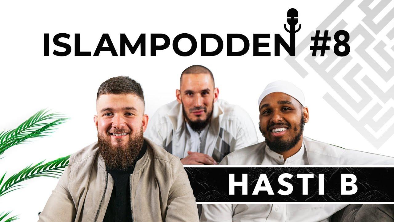 Islampodden - Specialavsnitt #8 Hasti B: Därför lämnade jag musiken