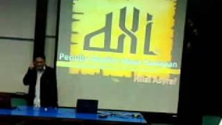Hilal Asyraf - Future Muslim Writer Workshop - Part 1/2 2017 Video