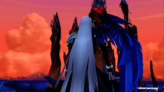 Kingdom Hearts HD 2.5 ReMIX English - KH2FM - Part 29 - Vs Sephiroth