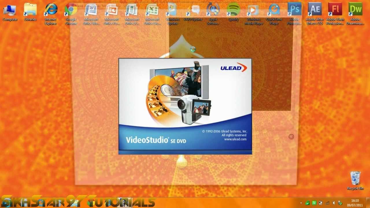 Download Ulead Video Studio Plus for Windows 7 free - Windows 7 Download