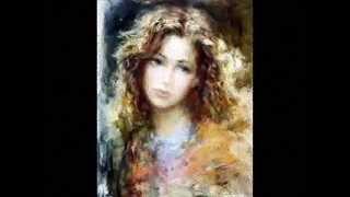 Интарс Бусулис – Я тебя рисую