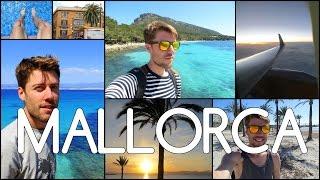 MALLORCA | Follow me around TEIL1 | Einsame Strände, Palma, Radtour