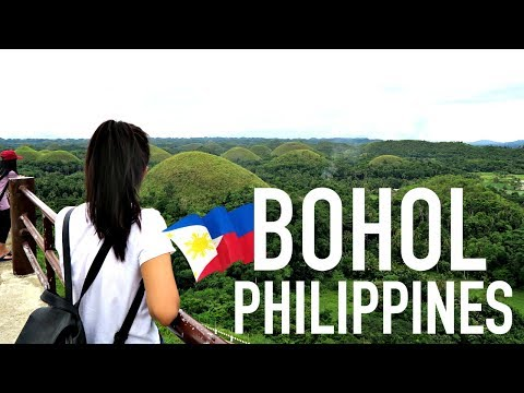 24 HOURS IN BOHOL PHILIPPINES