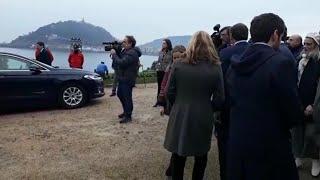 Casado y Aznar en San Sebastián para recordar a Ordóñez