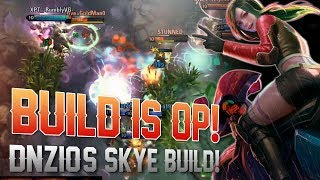 THIS BUILD IS OP! Vainglory 5v5 Ranked - Skye |Wp| Top Lane Gameplay