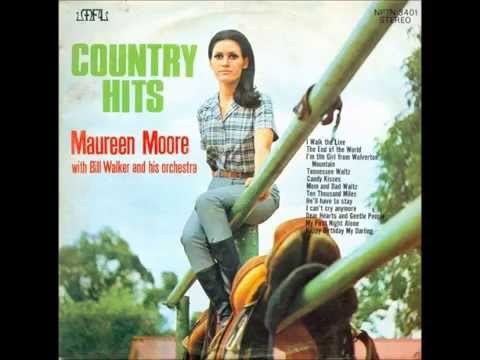 Maureen Moore - I'm the girl from Wolverton Mountain