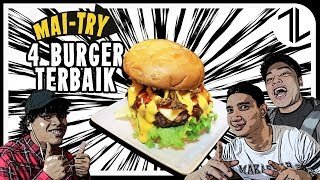 Gambar cover MAI TRY | 4 Burger Terbaik di Lembah Klang