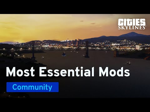 Two dollars twenty's 10 most essential mods you cannot miss | The Best of Cities: Skylines