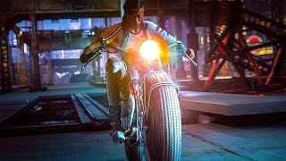 STEEL RATS - Official Gameplay Trailer (Motorbike Combat Game 2018)
