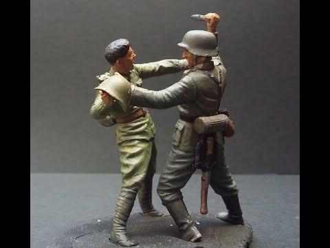 "🚨1945 BATTLE OF BERLIN 🎥  ""Final Defeat"" (1:35 WW2 Diorama) (making off)"