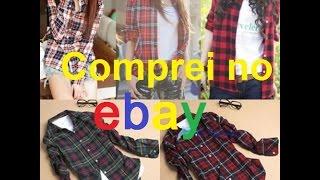 Comprei Mostrei Camisa Xadrez Thumbnail