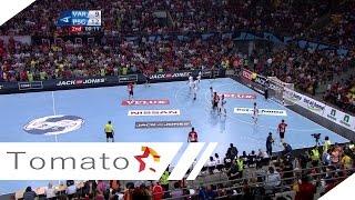 EHF CHAMPIONS LEAGUE 2013/14 Matchday 3 VARDAR PSG 13 10 2013