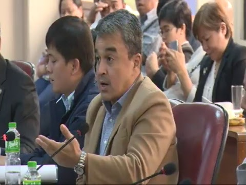 Committee Hearing On Dangerous Drugs