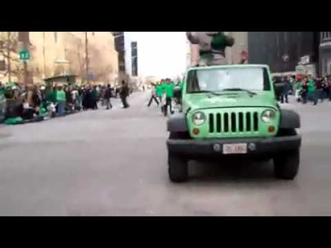 2011 Cleveland St. Patrick's Day Parade