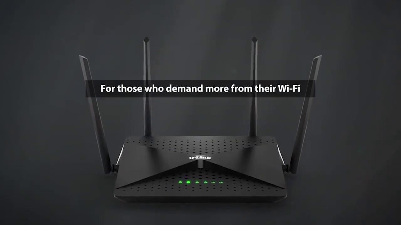D-Link VIPER 2600 MU-MIMO Wi-Fi Modem Router