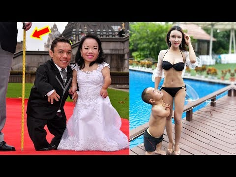 10 Most Unusual Couples You Wont Believe Exist