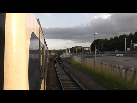 East Midlands Trains HST | Leicester to London St. Pancras