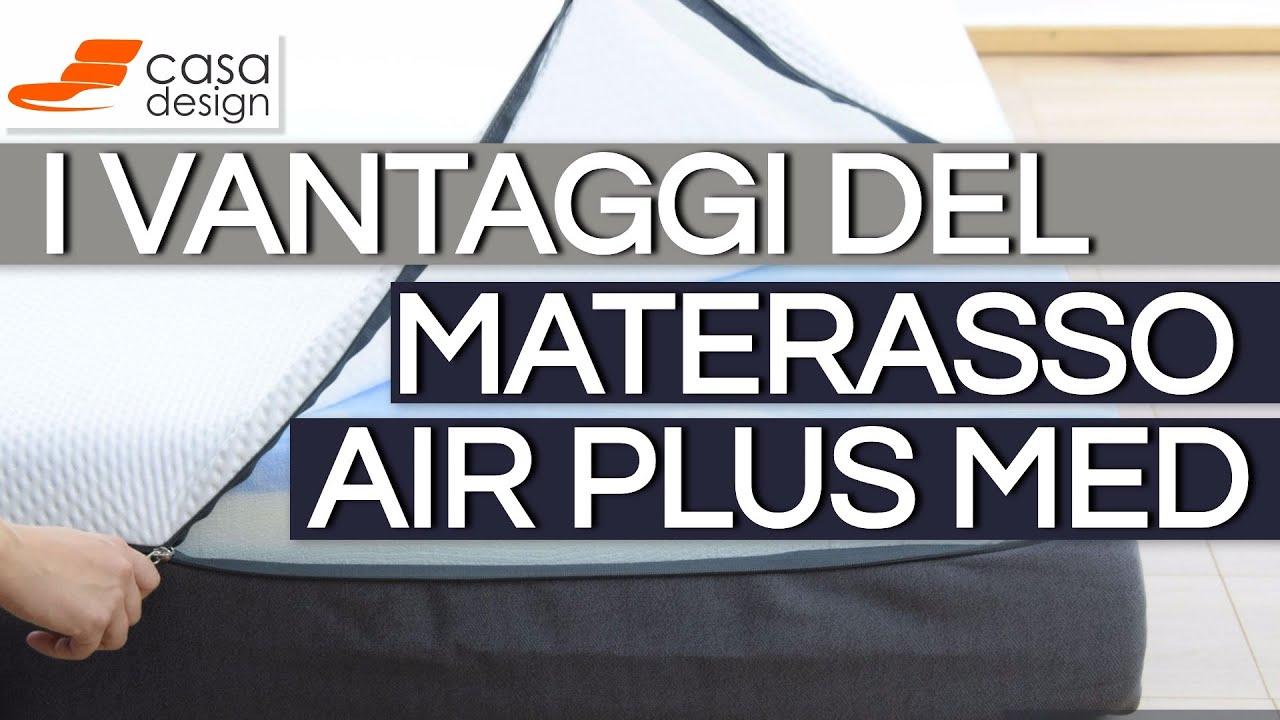 Materasso Memory Air Gel.I Vantaggi Del Materasso Air Plus Med