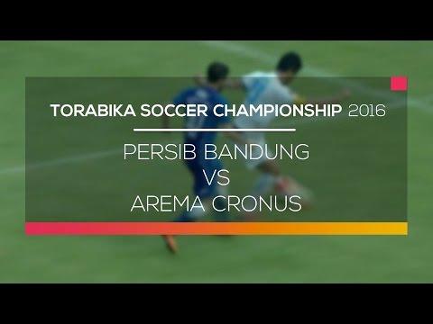 Highlight Persib Bandung vs Arema Cronus - Torabika Soccer Championship 2016 - YouTube