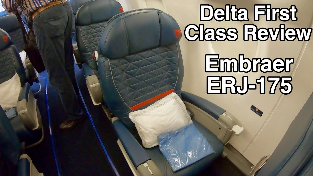 Flight Review Delta Air Lines