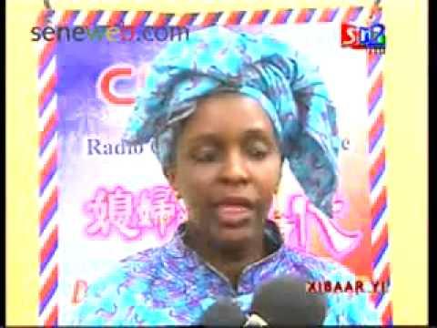 Partenariat Chine Senegal Pour une Meilleur Cooperation et Complicité