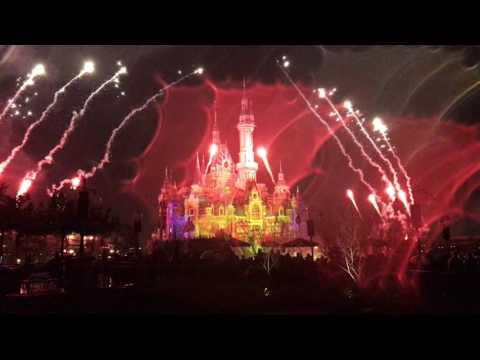 Shanghai Disneyland | Ignite The Dream