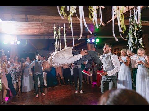 Best Surprise Groomsmen Dance Ever!!