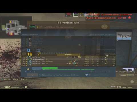 Overwatch Bypass CSGO, CommandOverLoad (COL) ;DDDDD AW OP