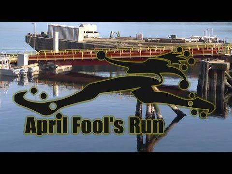 Fools Run on the Sunshine Coast!