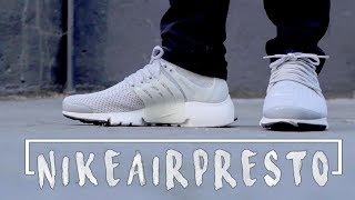 RUNNING SHOES | MY DREAM SHOES | NIKE AIR PRESTO IN WHITE