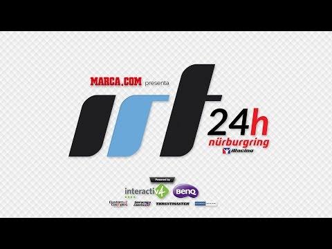 iRacing | 24h Nürburgring - Iberica Racing Team | RACE